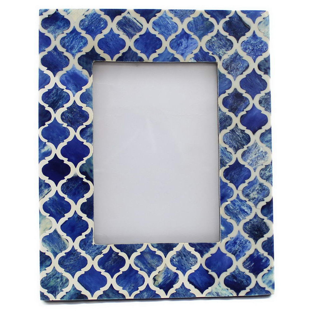 Royal Blue Picture Frame Home Ideas