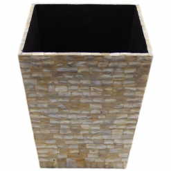 Roslyn MOP Inlay Basket