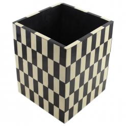 Zaara Monochrome Tone Basket