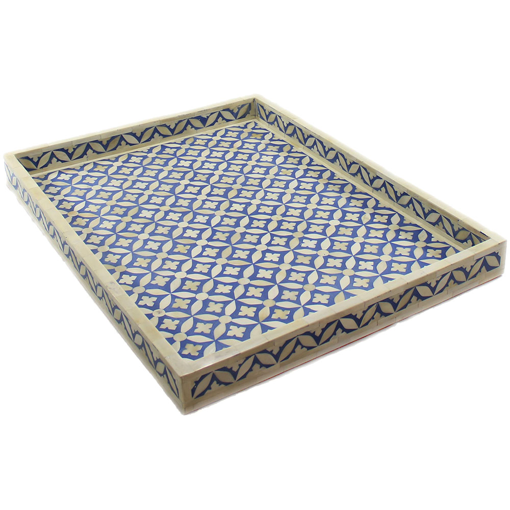 fronde large accessories decorate accents decorative decor home decorator tray