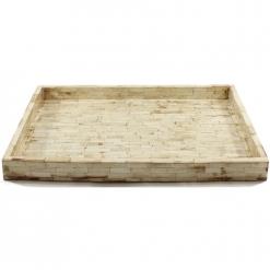 Decorative Tray, Bone Tray