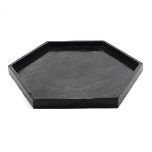 Decorative Tray, Black Tray