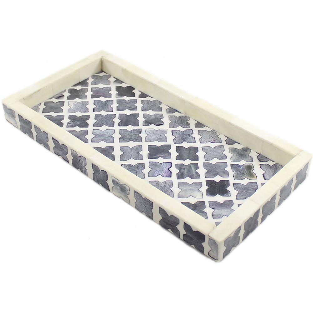 ltd tray decor stock moodesign en decorative beaded detail