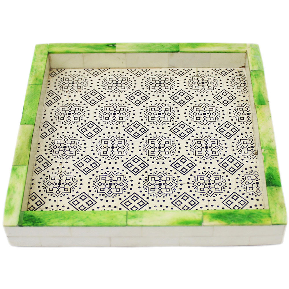 r867_elleen bone inlay decorative tray_roomattic - Decorative Tray
